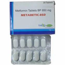 Metformin Tablets 850 mg