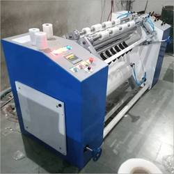 Slitting Rewinding Machine For Stretch Film