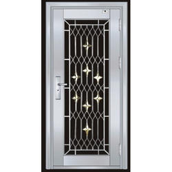 Silver & Gold Residential SS Single Gate