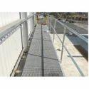 FRP Grating Walkway