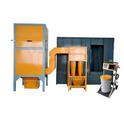 Multi Cyclone Coating Booth