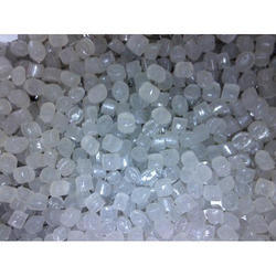 White PP Glass Filled Granules