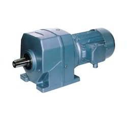 Premium Greaves Coaxial Helical Geared Motors