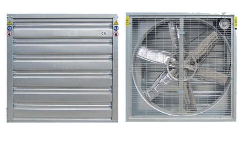 Poly House Exhaust Fan