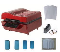 3d Mobile Cover Printing Machine In Sublimation