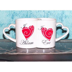 Wedding Coffee Mug Set