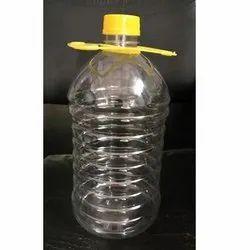 5L PET Phenyl Bottle