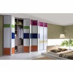 Wardrobe Bifolding Door