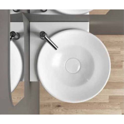 Kube Wall Hang Basin
