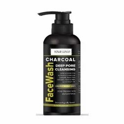 Third Party Manufacturing Activated Charcoal Face Wash