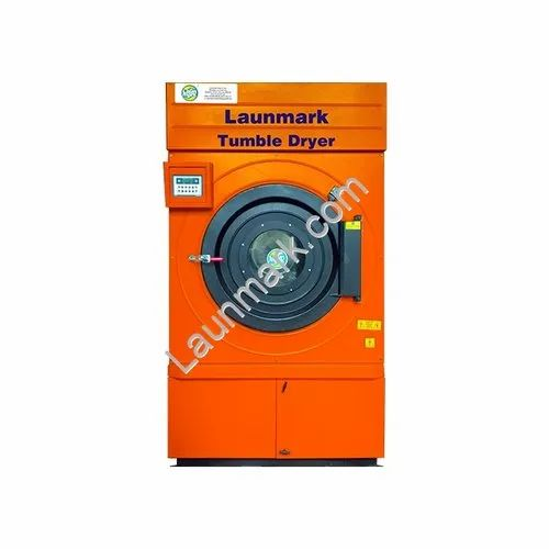 Commercial Tumble Dryer 120 Kg Steam