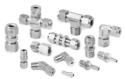 Stainless Steel Ferrule Hydraulic Pipe Fitting