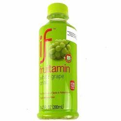 if Fruitamin White Grape Juice
