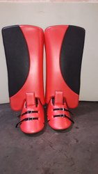 Shubie Sports Plain Hockey Goalkeeper Leg Guard