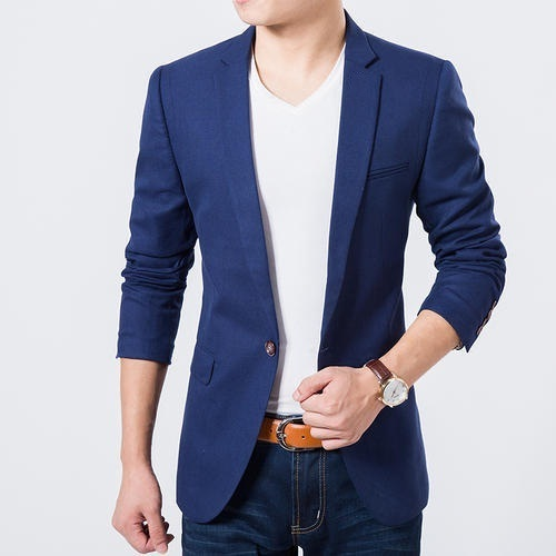 40404d9e Mens Stylish Blazer