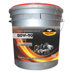 80W-90 Automotive Gear Oil
