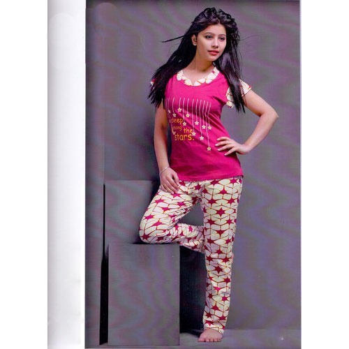 f0cfffd3ab Ladies Night Suit at Rs 400/piece | Night Suits | ID: 17152857348