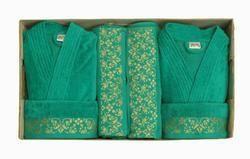 04d6e6817c Cotton Bathrobe - Cotton Ka Nahane Ka Jama Latest Price ...