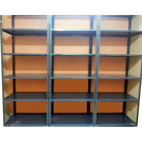 School Slotted Angle Rack