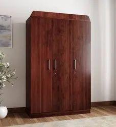 Wooden Eros Iris Wardrobe (ES-WR-3)