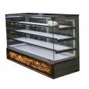4 Shelves Display Counter