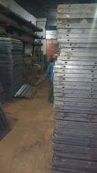 Shuttering Plates With Angle Frame 235