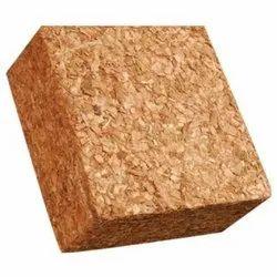 Coconut Husk Chips Blocks
