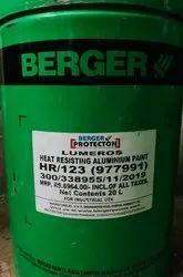 Berger Lumerous Heat Resisting Aluminium Paint HR 123