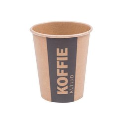 Round Paper Coffee Cup