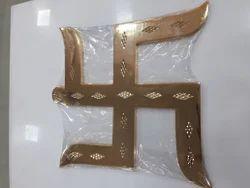Brass Swastik