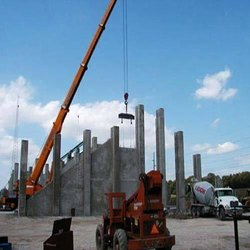 Industrial Construction Projects Services