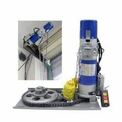 Automatic Rolling Shutter Motor 1000 Kg