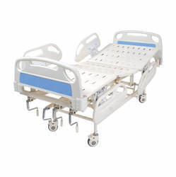 Stainless Steel ICU Bed
