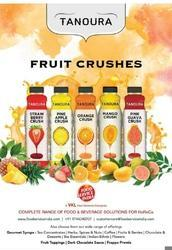 TANDURA PINE APPLE CRUSH, 1000 ml, Packaging Type: Bottle
