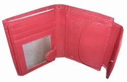 Ladies Leather Wallet Purse