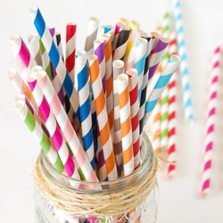 Biodegradable Ecofriendly Paper Straw