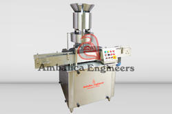 Automatic Eight Head Vial Cap Sealing Machine