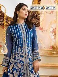 Mariyam N Maria By Shree Fabs Georgette Heavy Embroidery Salwar Kameez