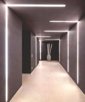 Ceramic Rectangular Led Strip Ceiling Light Ip Rating Ip44 Voltage 1 8 3 3v Id 20284191912