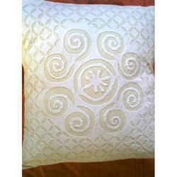 Applique Work Cushion Covers