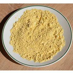 Indian Wheat Yellow Gram Flour, 25 Kg, Pack Type: Bag