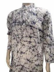 Batik Print Kurta