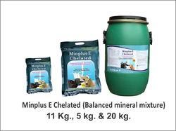 Minplus-E Chelated (Balanced Mineral Mixture)