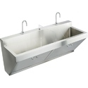 Wall Mounted Sink, Size (dimension): Standard