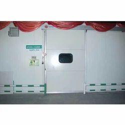 BLUESTAR, METAFLEX. Varies Mak Freezer Sliding Door, Single Door