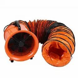 Electric Portable Blower Fan with Ducting