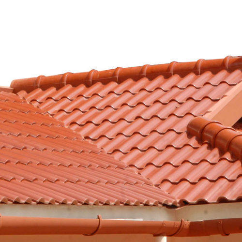 Steel Tile Roofing Sheet Sivanta Roofing Private Limited