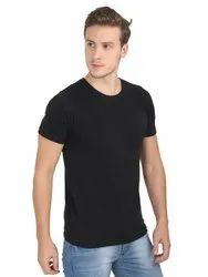 Mens Half Sleeve Round Neck T Shirts