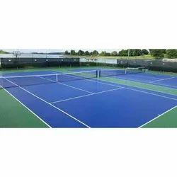 Tennis Court Mat