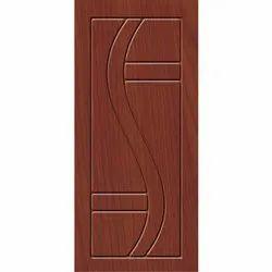 Teak Wooden Membrane Doors